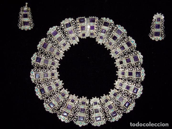 Arte: collar azteca - Foto 4 - 12945682