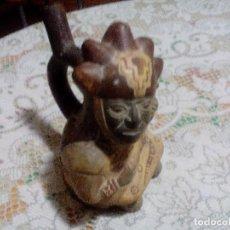 Arte: TERRACOTA PERUANA. Lote 80655006