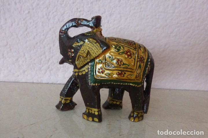 ELEFANTE INDIO (Arte - Étnico - Asia)