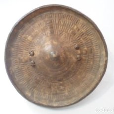 Arte: ESCUDO AFRICANO. ANTIGUO. ARTE ÉTNICO AFRICANO. DANAKIL, ISSA, SOMALÍ. ÁFRICA.. Lote 82769568
