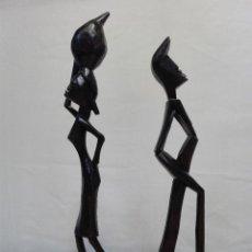 Arte: FIGURAS AFRICANAS. Lote 84124812