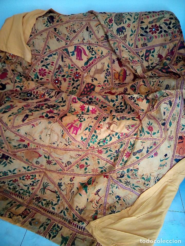 Arte: Tapiz de pared o colcha cubrecama Rajasthan - Foto 2 - 84236912