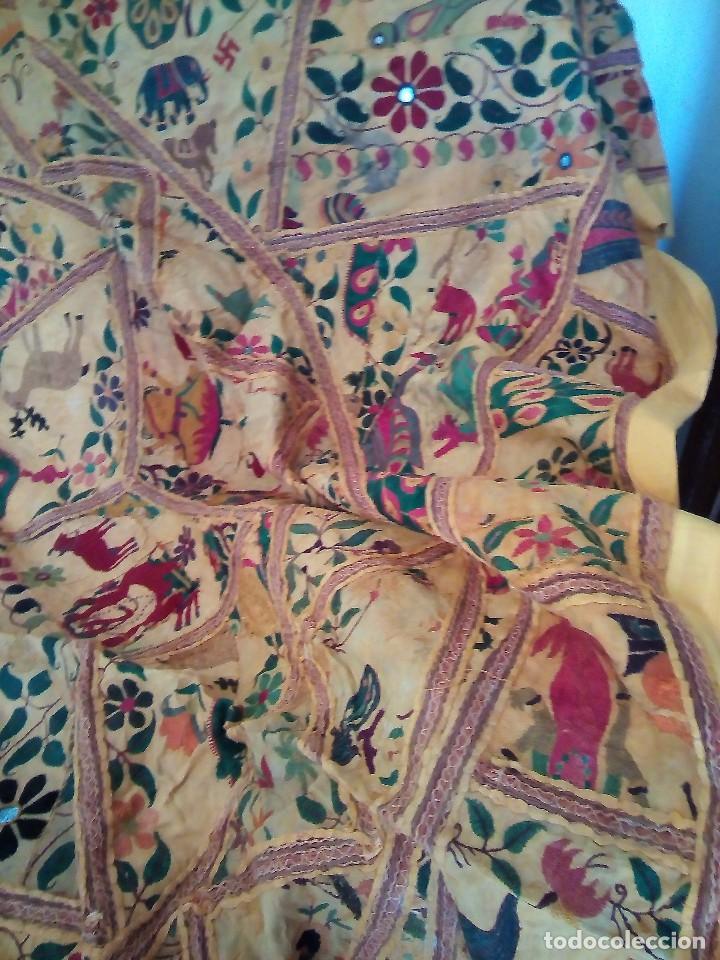 Arte: Tapiz de pared o colcha cubrecama Rajasthan - Foto 4 - 84236912