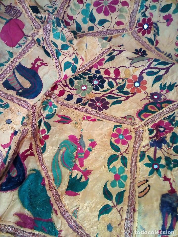 Arte: Tapiz de pared o colcha cubrecama Rajasthan - Foto 6 - 84236912