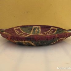 Kunst - Antigua canasta sisal africano africa. Ghana - 88125156