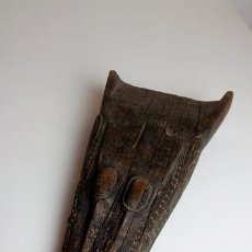 Arte: PROA DE CANOA IATMUL, MEDIO SEPIK, PAPÚA - NUEVA GUINEA, MEDIADOS SIGLO XX.. Lote 88275704