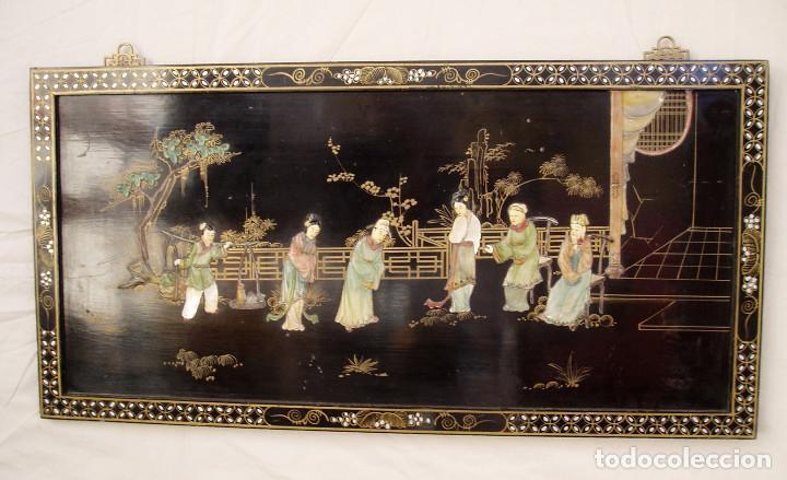 RELIEVE (Arte - Étnico - Asia)