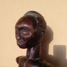 Arte: ESCULTURA AFRICANA. ETNIA BETE. COSTA DE MARFIL. Lote 94745639