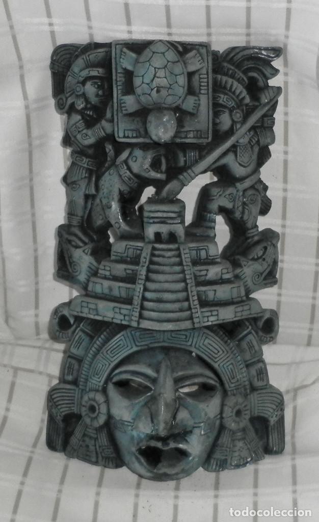 FIGURA DIOSA AZTECA (Arte - Étnico - América)