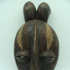 Arte: MASCARA AFRICANA - BAILADA - PRINCIPIOS SIGLO XX.. Lote 100719439