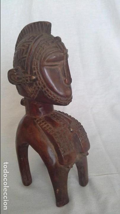 TALLA AFRICANA NIMBA - BAGA (Arte - Étnico - África)