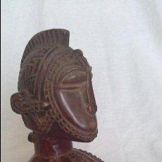 Arte: TALLA AFRICANA NIMBA - BAGA. Lote 109134411