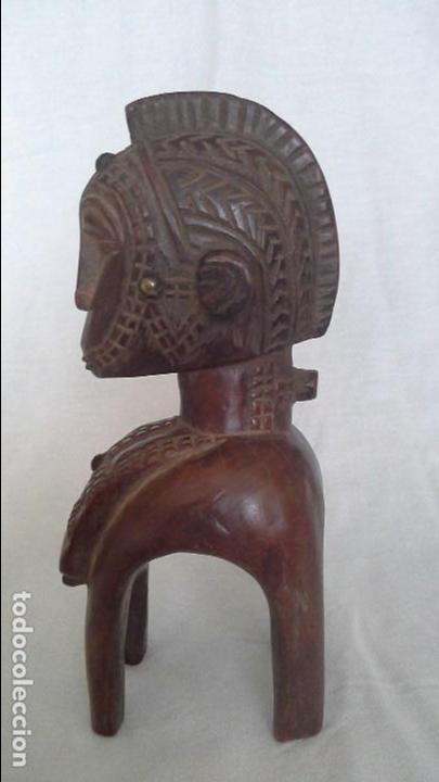 Arte: TALLA AFRICANA NIMBA - BAGA - Foto 3 - 109134411