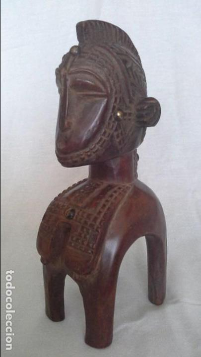 Arte: TALLA AFRICANA NIMBA - BAGA - Foto 4 - 109134411