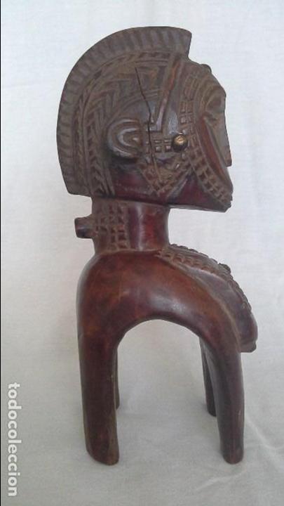 Arte: TALLA AFRICANA NIMBA - BAGA - Foto 5 - 109134411