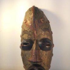 Arte: ANTIGUA MÀSCARA AFRICANA. Lote 111522819