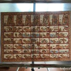 Arte: CALENDARIO BALINESE (BALI, INDONESIA) - PRINCIPIOS AÑOS 1980. Lote 113086935