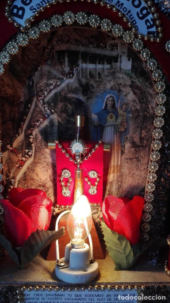Arte: CAPILLA SANTISIMA CRUZ DE MOTUPE (PERU) - Foto 3 - 114460091
