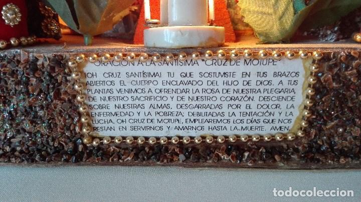 Arte: CAPILLA SANTISIMA CRUZ DE MOTUPE (PERU) - Foto 6 - 114460091