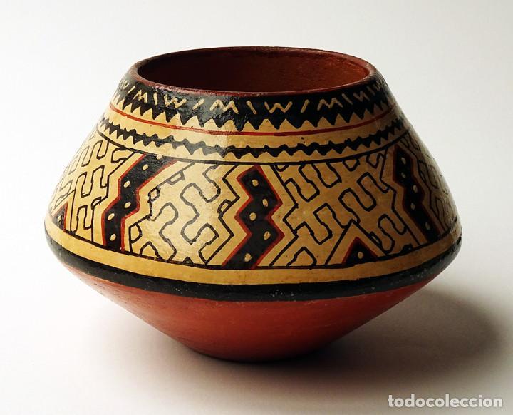 Mocahua peruana con sonaja cer mica artesan a n comprar for Ceramica artesanal peru