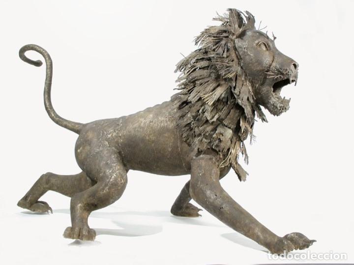 LEON II (Arte - Étnico - África)