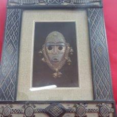 Kunst - Cuadro madera africano - 121268310