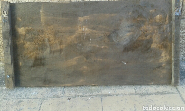 Arte: Cuadro de madera maciza tallado a mano - Foto 5 - 121536859