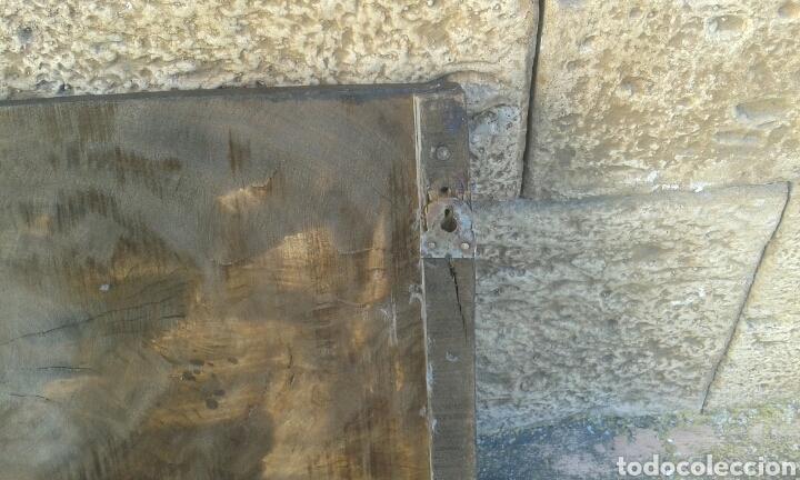 Arte: Cuadro de madera maciza tallado a mano - Foto 6 - 121536859