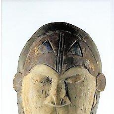 Arte: MASCARA AFRICANA ORIGINARIA DEL CAMERUN. Lote 126112191