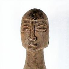 Arte: FETICHE LOBI ( BATEBA ) BURKINA FASO. Lote 126166891