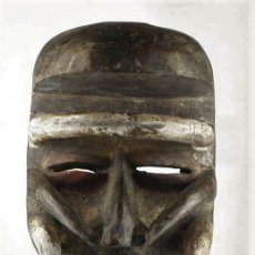 Arte: ARTE AFRICANO: ANTIGUA MÁSCARA BETE. Lote 126176859