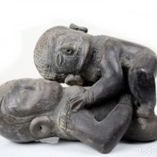 Figura erótica Precolombina, procedencia Andes Venezolanos, con prueba de Termoluminiscencia