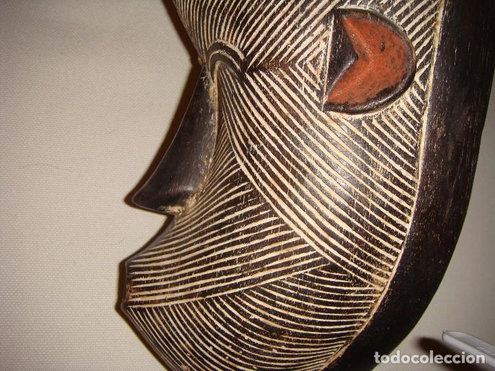 Arte: MÁSCARA AFRICANA: TRIBU SONGYE (CONGO) - Foto 5 - 127229759