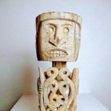 Arte: FIGURA DE ANCESTRO KORWAR, NUEVA GUINEA HOLANDESA, SIGLO XX. Lote 127664299