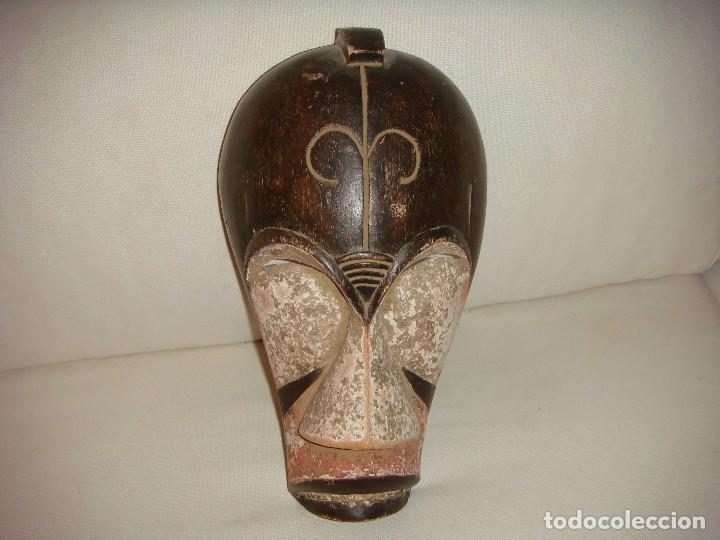 Arte: MÁSCARA AFRICANA: TRIBU FANG (GUINÉA) - Foto 6 - 127921535