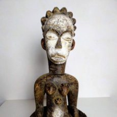 Arte: FETICHE RELICARIO AFRICANO, FANG, CONGO.. Lote 130785464