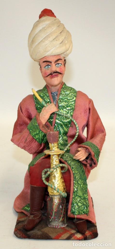 FUMADOR DE OPIO DE (DIYARBAKIR) TURQUIA. (Arte - Étnico - Europa)