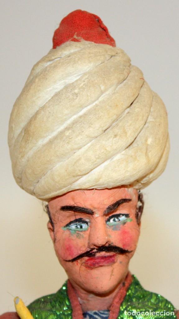 Arte: FUMADOR DE OPIO DE (DIYARBAKIR) TURQUIA. - Foto 5 - 131782970