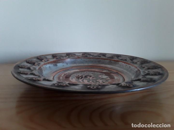 Arte: Plato cobre estañado, India - Foto 4 - 132774642
