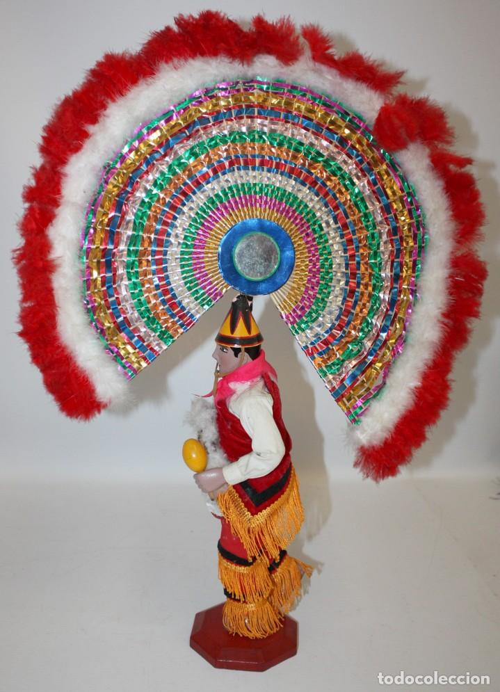 PRECIOSO MUSICO MEXICANO DE DURANGO. (Arte - Étnico - América)