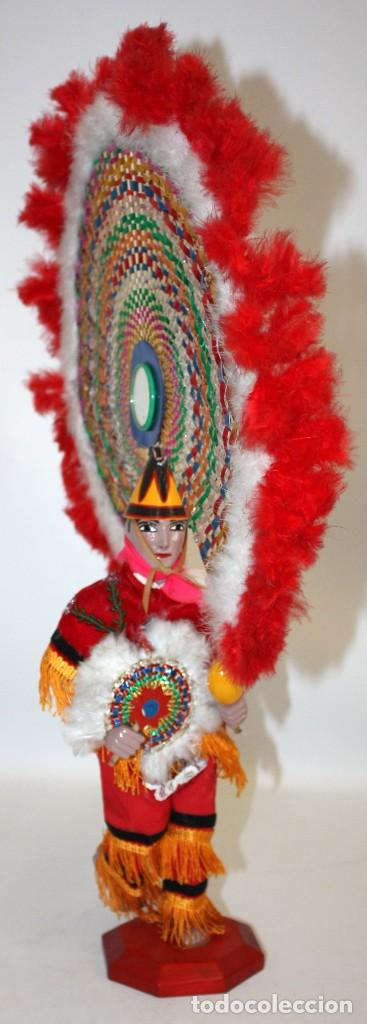 Arte: PRECIOSO MUSICO MEXICANO DE DURANGO. - Foto 2 - 132911378