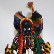 Arte: BONITO AFRICANO DE LA TRIBU YAHABU (COSTA DE MARFIL).. Lote 133094202
