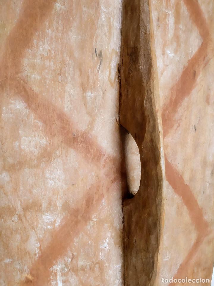 Arte: Escudo Asmat, Papúa nueva Guinea - Foto 4 - 134296670
