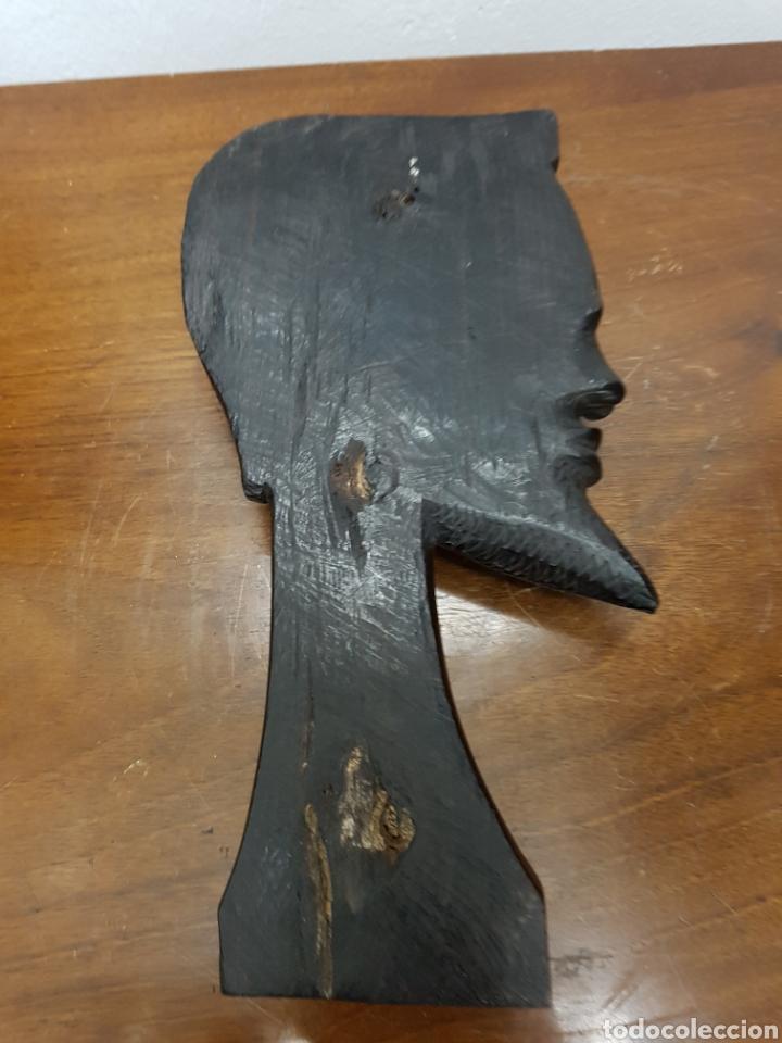 Arte: Talla madera ébano africana - Foto 4 - 138122281