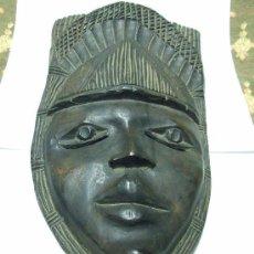 Arte: MASCARA AFRICANA. Lote 140010118