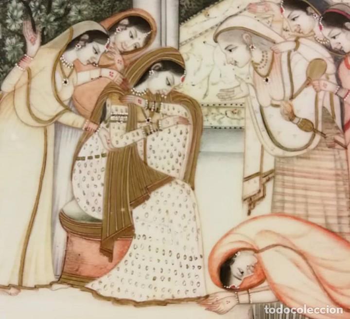Arte: Pintura sobre tabla - Foto 3 - 140034478