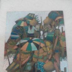 Arte: ESCENAS ASIÁTICAS. Lote 140326269