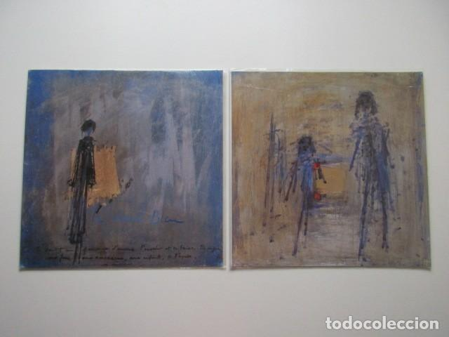 DEBORAH CHOCK, ARTISTA FRANCESA, 1997 (Arte - Étnico - Europa)