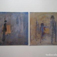 Arte: DEBORAH CHOCK, ARTISTA FRANCESA, 1997. Lote 140809346