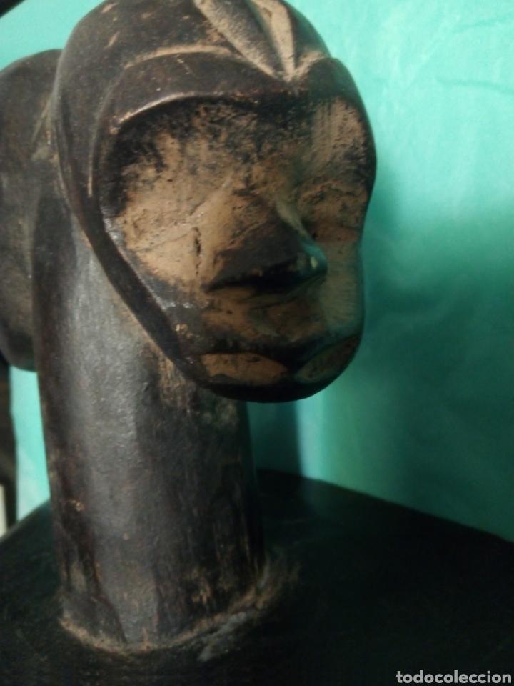 Arte: Mascara étnica africana. - Foto 2 - 143084465